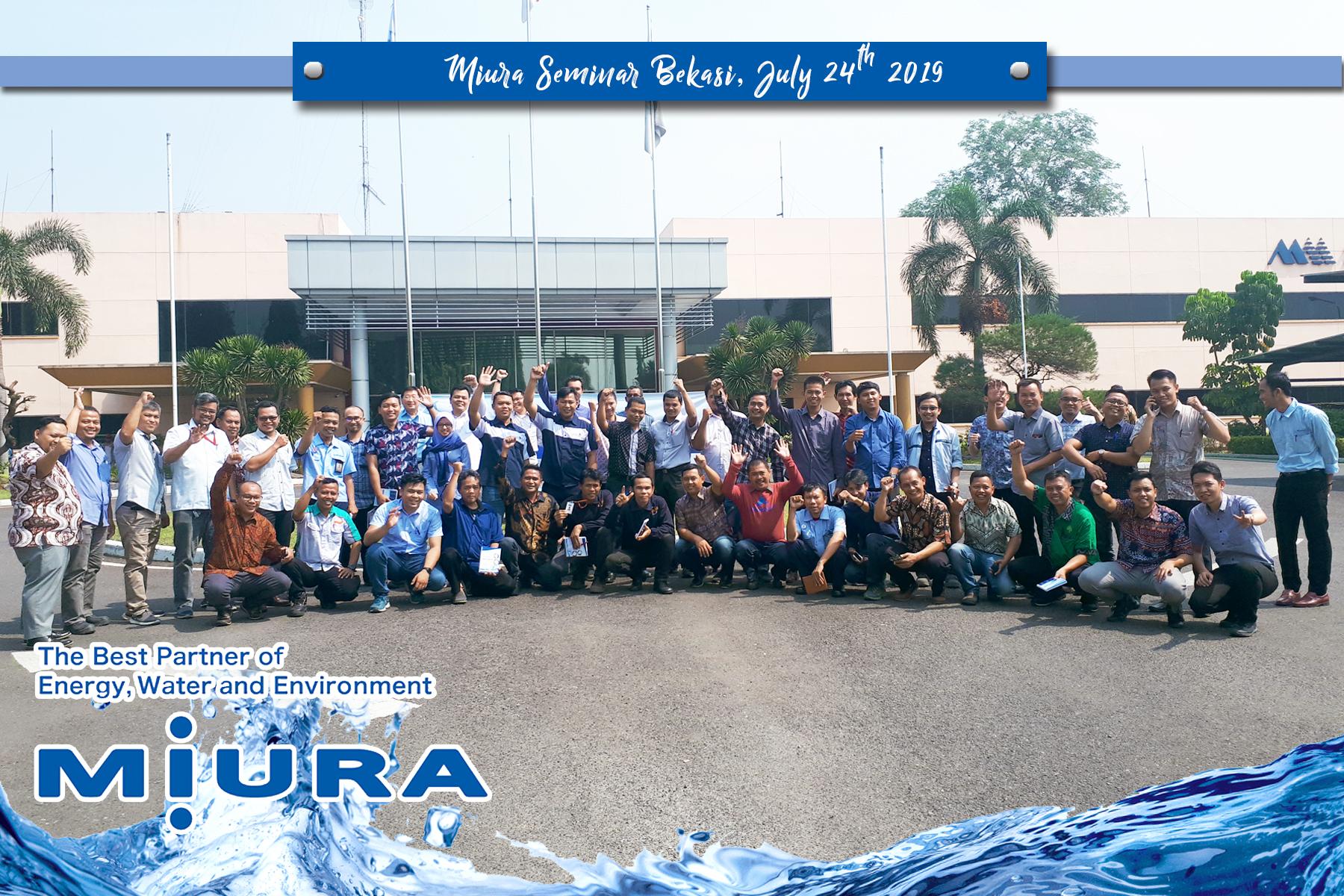 Bekasi Seminar 2019