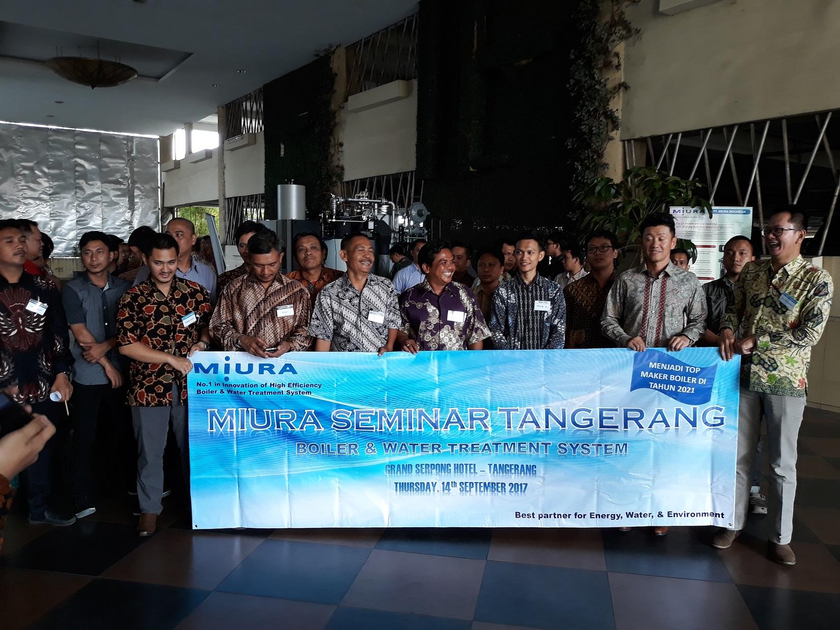 Seminar Tangerang 2017